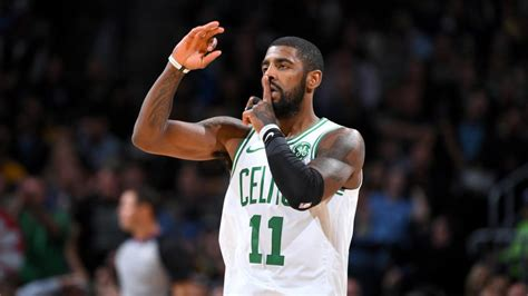 Kyrie Irving to miss game with shoulder injury | NBA