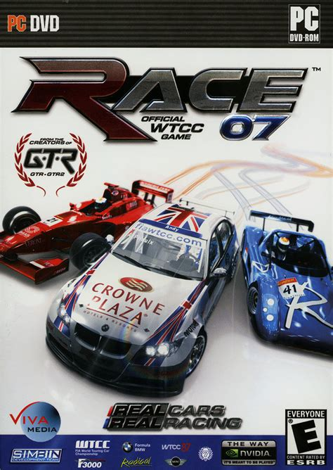 Race 07: Official WTCC Game for Windows (2007) - MobyGames