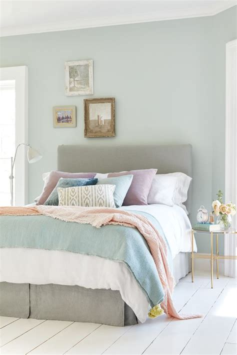 Bedroom Color Scheme- Pastel - That Feeling Called Home