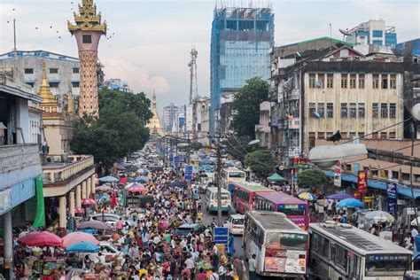 Things I Saw in Yangon | Planet Bell