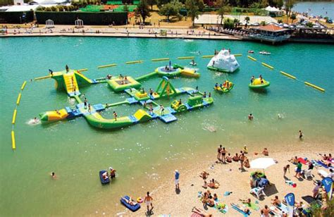 Wibit - The Most Amazing Inflatable Water Parks Ever
