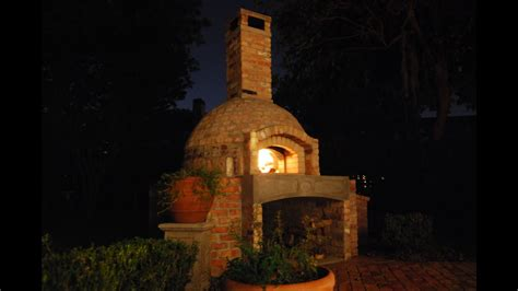 How to Build a Wood Fired Pizza Oven/BBQ Smoker Combo