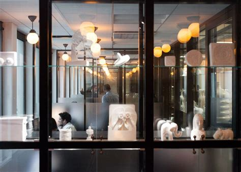 Kwerk is a Parisian co-working space that looks like a