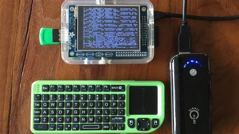 How to Build a Portable Hacking Station with a Raspberry