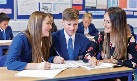 Aylesford School Ofsted 'Good' in every single area