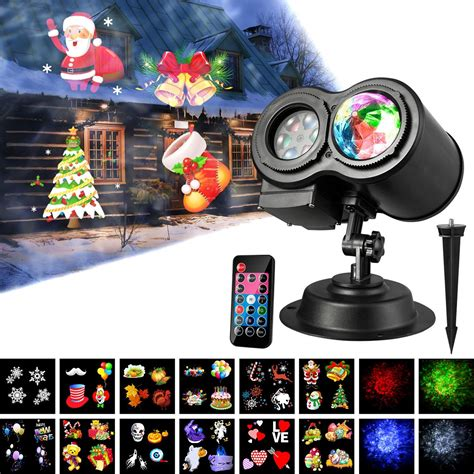 Best Laser Christmas Lights for New Year Celebration in 2018