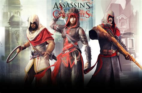 Assassin's Creed Chronicles: Trilogy | GAMESLOAD