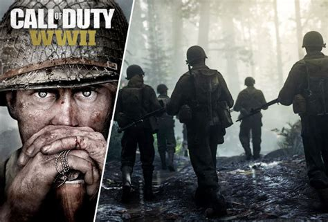 Call of Duty WW2 boss reveals secret to game's success on