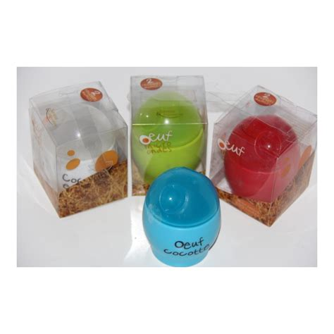 Oeuf cocotte pour four micro-onde