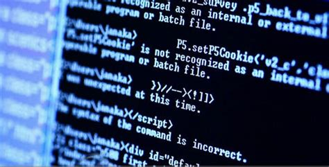 Computer Screen HTML Code 3 by motion5 | VideoHive