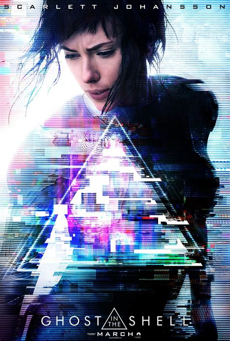 Ghost in the Shell DVD Release Date   Redbox, Netflix