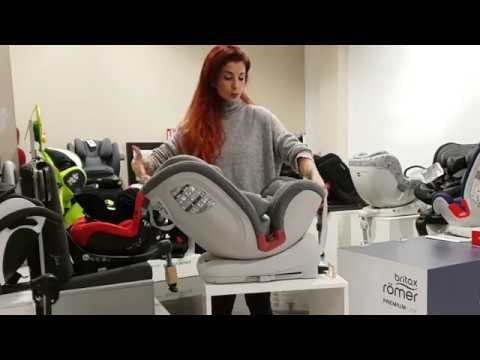 Safety 1st | Ever Safe car seat user manual - YouTube