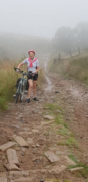 The South Pennine Cycle Way