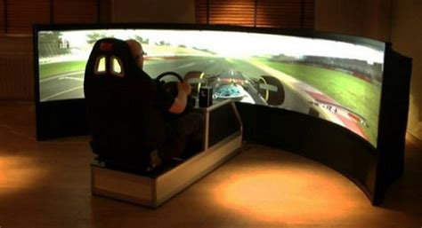 Norman Design's New Gigantic 160″ Curved Screen
