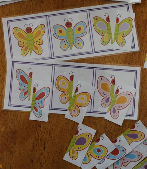 Butterfly Activity   Butterfly Puzzles for preschool and
