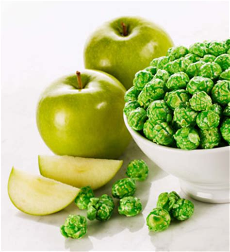 Popcorn of the Month: Sour Green Apple - The Popcorn