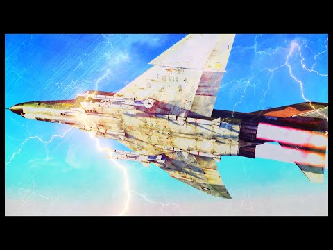 Tamiya 1/32 F-4G Wild Weasel Part 1   Large Scale Planes