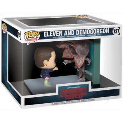 Figurine Pop TV Stranger Things Movie Moments Eleven and