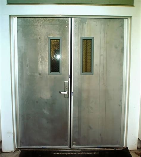 Parker Commercial Interior Double Doors - Call 212-491-5627