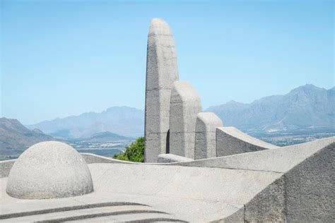 Paarl Taal Monument, Paarl, South Africa