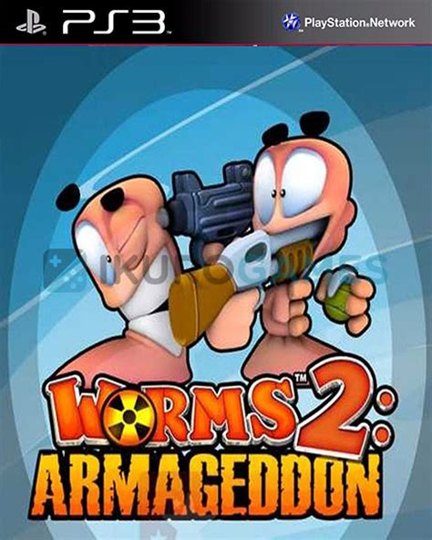 Worms 2: Armageddon | PS3 | ROM & ISO Download