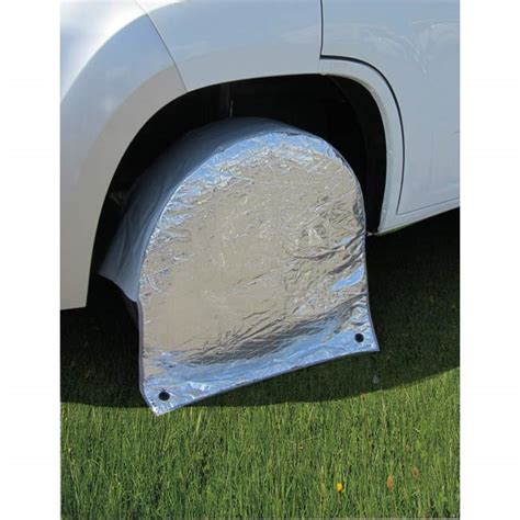 PROTECTION ISOTHERME POUR ROUE ROC LINE   Nord Sud Caravaning