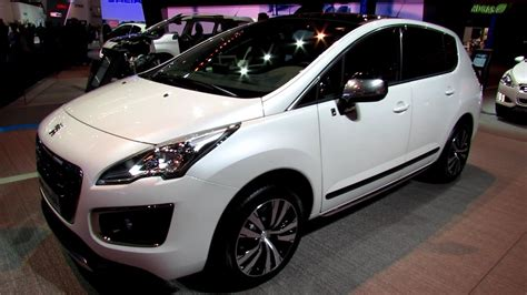 2014 Peugeot 3008 Hybrid4 - Exterior and Interior