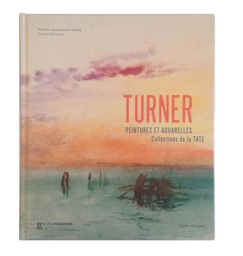 Catalogue d'exposition Turner