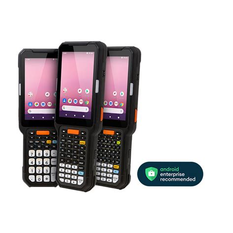 Point Mobile PM451 - rugged mobile terminal - Dataflex