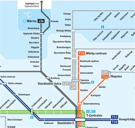 Commuter train to compete with Arlanda Express - News
