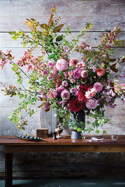 How To Get Floral Arrangements In Your Home Like Kate