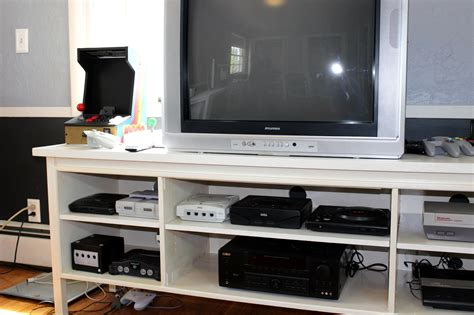 Racketboy's Game Room & Home Office - RetroGaming with