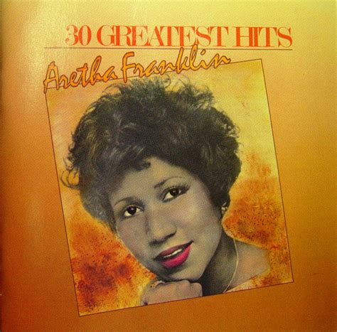Aretha Franklin - 30 Greatest Hits (CD, Compilation