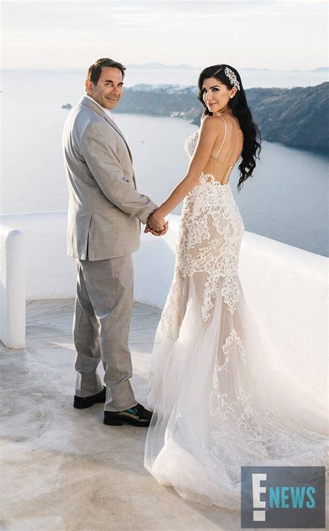 Dreamy from Paul Nassif and Brittany Pattakos' Wedding