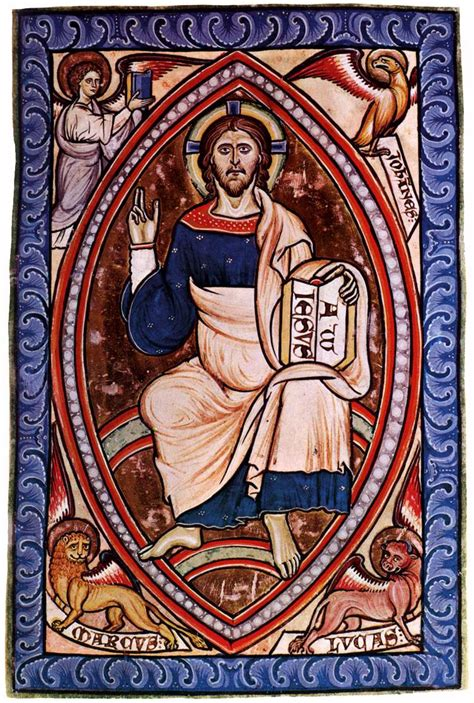 The Tetramorph in Christian Art   A Reader's Guide to