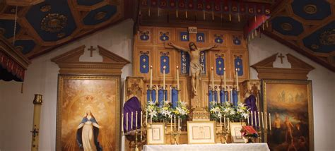FSSP Pequannock - Priestly Fraternity of St