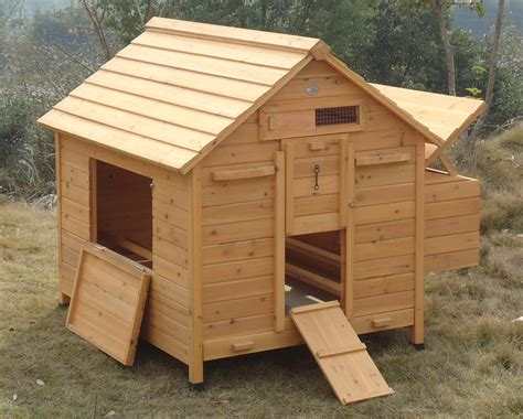HEN HOUSE CHICKEN COOP POULTRY ARK HOME NEST RUN COUP IN