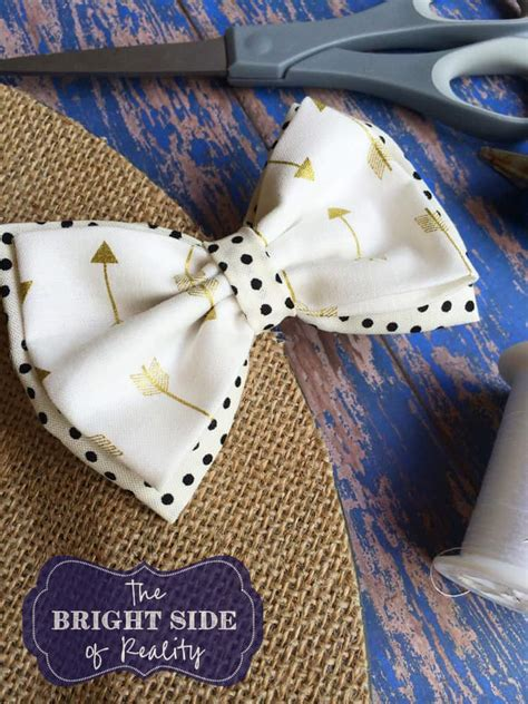 12 Charming DIY Hair Bows You Will Cherish Forever