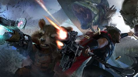 Stunning Marvel Studios Concept Art Every Fan Should See - D23