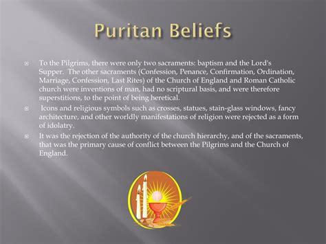 PPT - Pilgrims and Puritans PowerPoint Presentation - ID