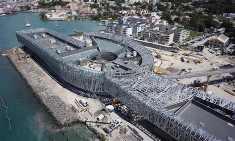Guadeloupe Islands's to Open Mémorial ACTe Slavery Museum
