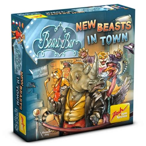 Beasty Bar - New Beasts In Town [multilingue] - Boutique