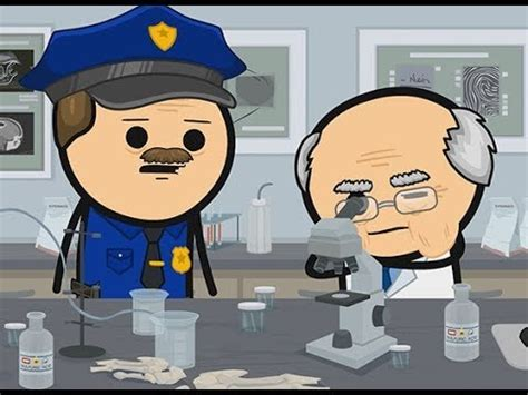 Forensics (VOSTFR) - Cyanide & Happiness - YouTube