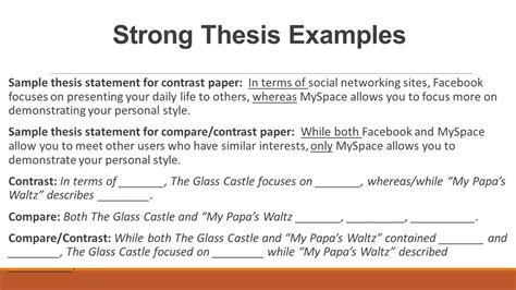 019 Argumentative Essay Thesis Statement Example Examples