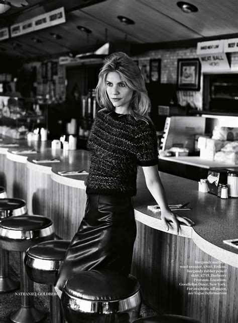 spy mistress: claire danes by nathaniel goldberg for uk