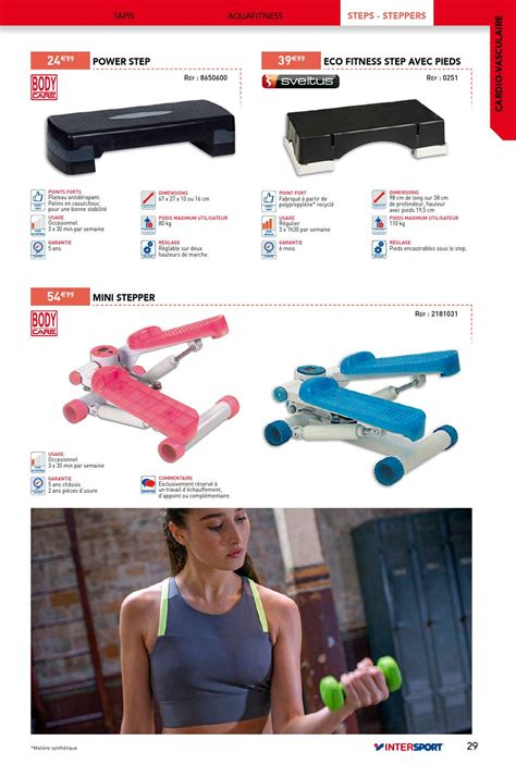 INTERSPORT - Catalogue Forme 2015/2016 by INTERSPORT