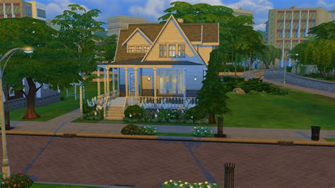 Sims 4: Cozy Family Home ~ Download – Polarbearsims Blog