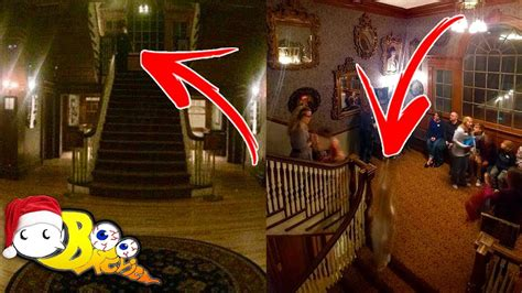 Mysterious Ghost Sightings At Stanley Hotel (The Shining