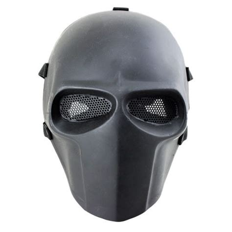 Army of Two Mask Fibreglass Airsoft Paintball Helmet