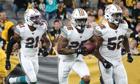 Miami Dolphins 2020 Roster Building Preview - Cornerback